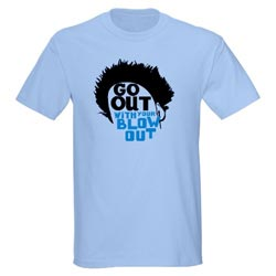 Pauly D Blow Out T-Shirt
