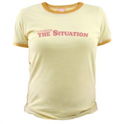 I F**KED The Situation Shirt