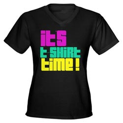 It's T-Shirt Time! Shirt