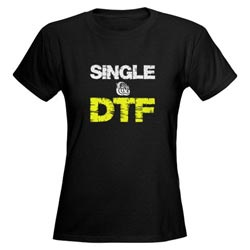 Single and DTF Women's T-Shirt