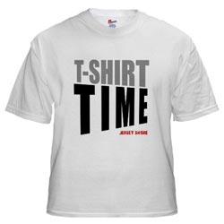 T-Shirt Time Jersey Shore Shirt