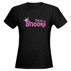 Team Snooki Black Shirt
