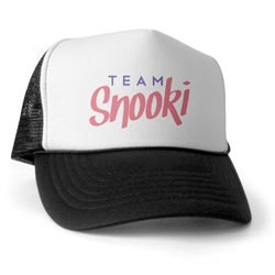 Team Snooki Trucker Hat