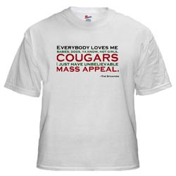 The Situation - Cougers Quote Shirt