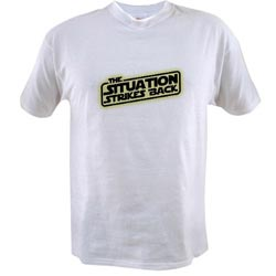The Situation Strikes Back Shirt